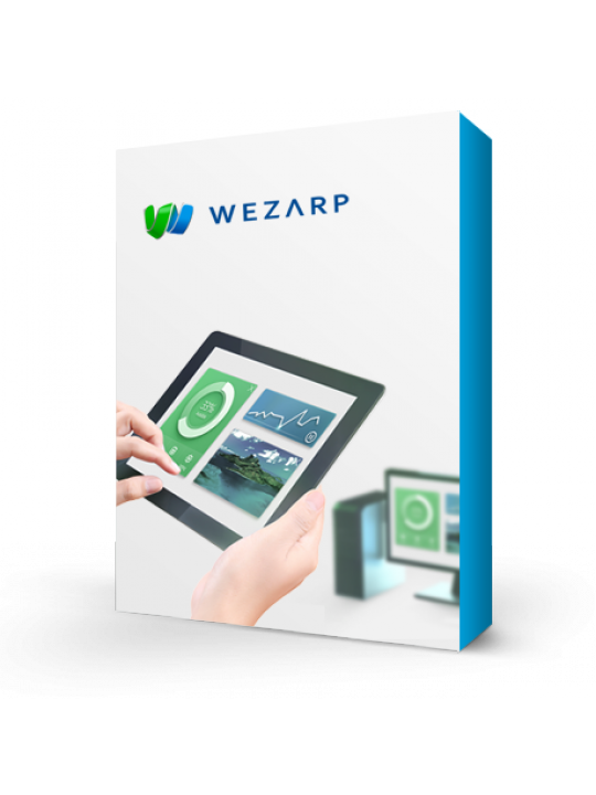 Wezarp for iOS - Remote Desktop iOS
