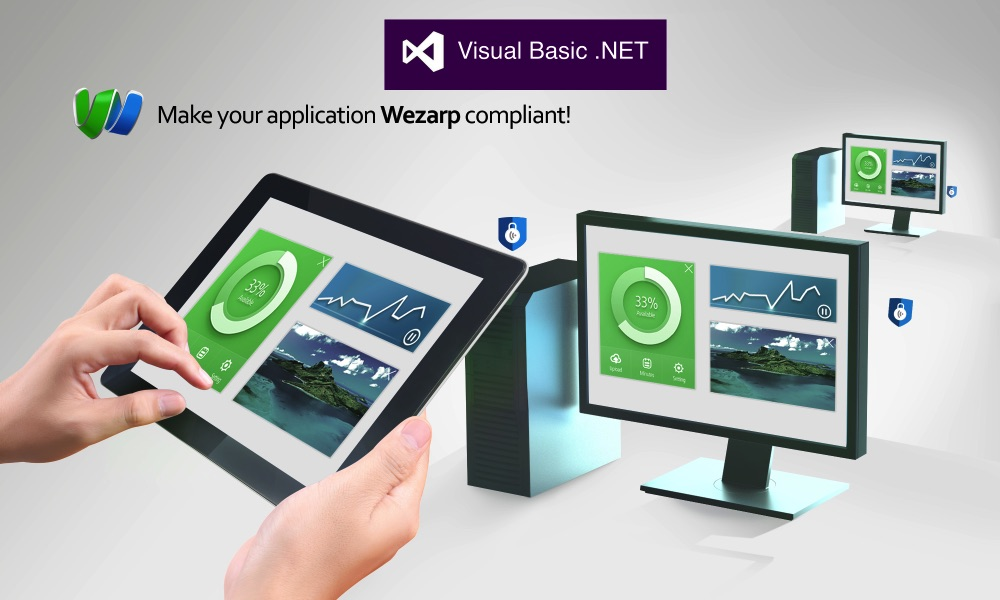 Remote Control Visual Basic .NET